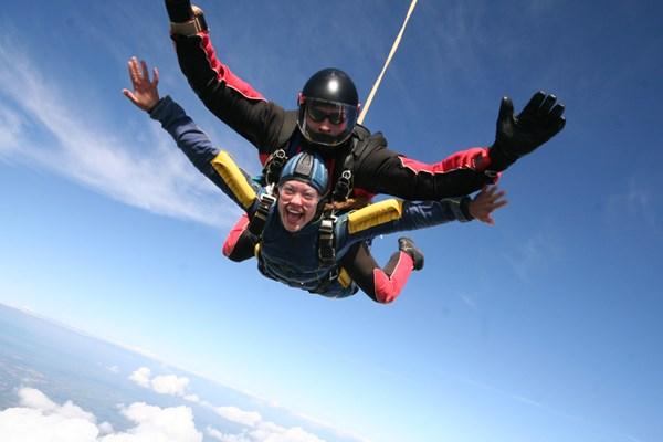15000ft Tandem Skydive