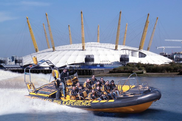 Extended Thames RIB Experience (Child)