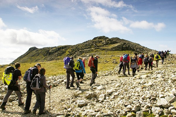 Scaffel Pike Guided Expedition