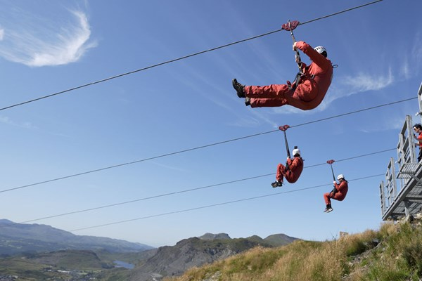 Zip World Titan for Two - Special Offer