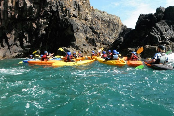 Half Day Kayaking Photo 1