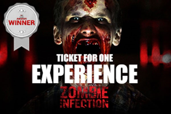 image of Zombie Infection Experience for One