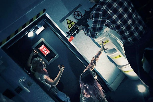 image of Zombie Infection Experience for Two