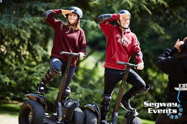 2 for 1 60 Minute Segway Experience