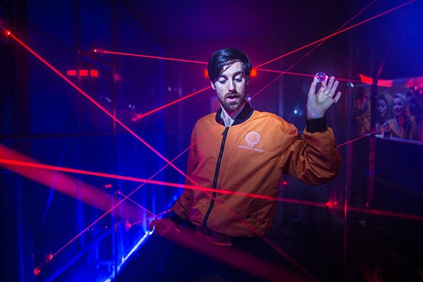 Crystal Maze LIVE Experience for Two, London