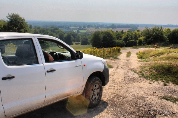 One-to-One Two Hour Off-Road Driving Experience in Kent