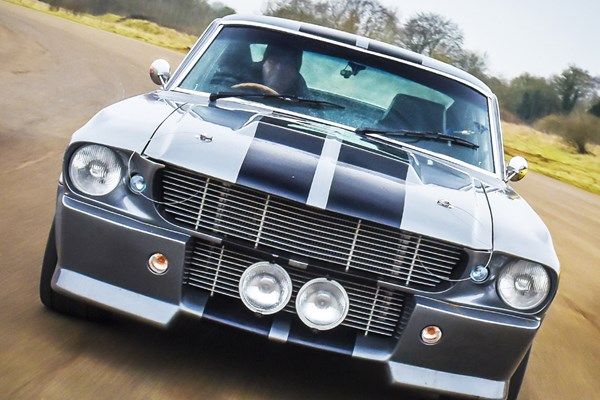 Shelby GT500 'Eleanor' Driving Blast Experience