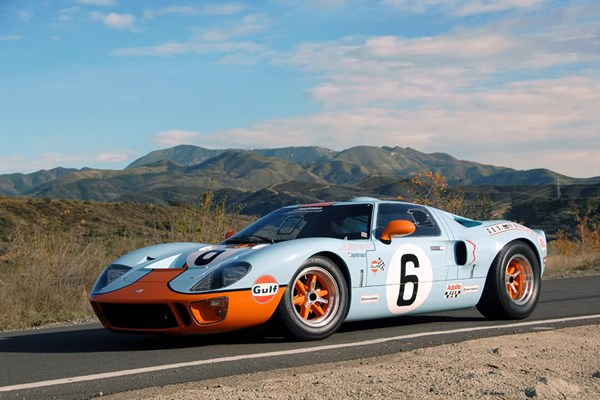 Ford GT40 Driving Thrill Experience