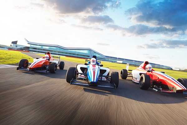 Silverstone Driving Thrill Choice - Earlybird