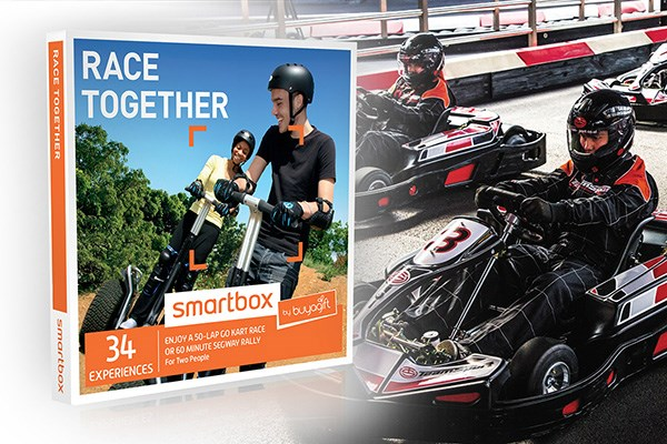image of Race Together - Smartbox by Buyagift