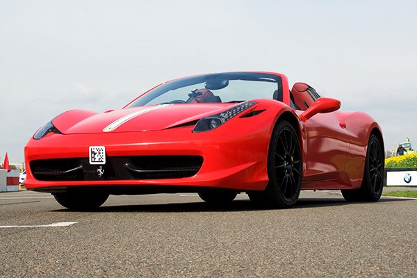 Ferrari 458 Driving Blast with Free High Speed Passenger Ride