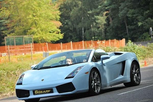 Lamborghini Gallardo Junior Drive