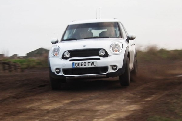 9 Mile Mini Prodrive Rally Experience