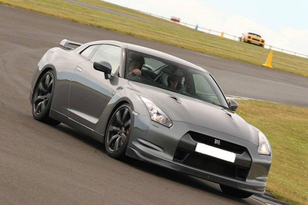 Nissan Gtr Drive At Top Uk Racetrack From Buyagift