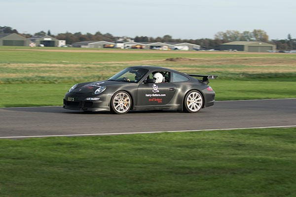 Porsche GT3 RS Passenger Ride at The Nurburgring, Germany