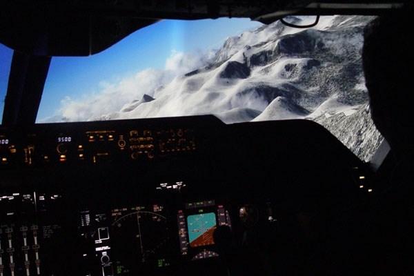 60 Minute Motion Flight Simulator Experience