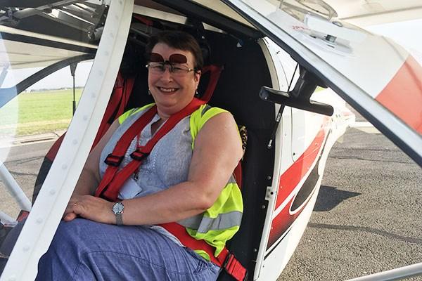 90 Minute Ikarus C42 Bravo Flight Experience