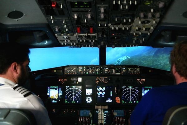 60 Minute Virtual Flying Experience Leicestershire