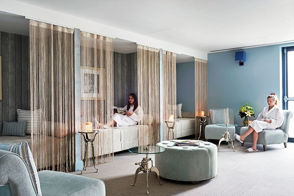 Pampering Spa Day with Treatment and Lunch for Two at a Village Hotel
