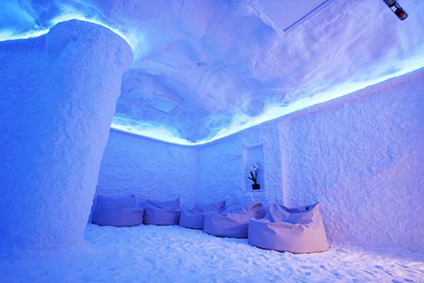 2 for 1 Spa Day with Salt Cave Treatment at Twinwoods Health Club