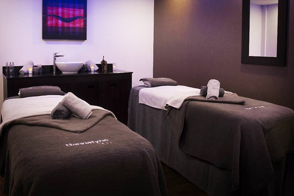 2 for 1 Spa Day with Four Treatments for Two at Bannatyne