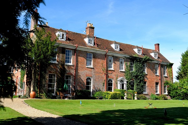 Afternoon Tea for Two at New Park Manor