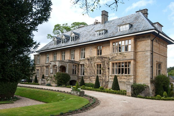 Afternoon Champagne Tea for Two at The Slaughters Manor House