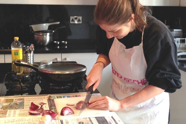 Indian Cookery Course for One