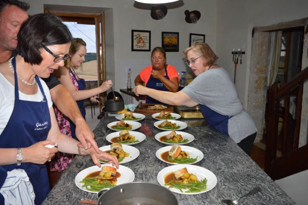 image of Four Day Cookery Course at The Gascony Cookery School in France for One