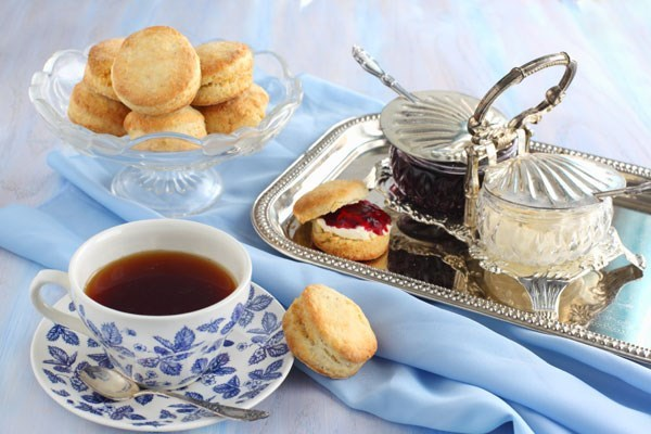Afternoon Tea for Two at Brook Honiley Court Hotel