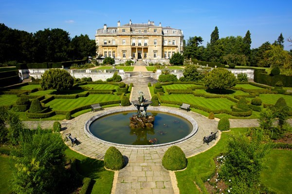 Champagne Afternoon Tea for Two at Luton Hoo Hotel