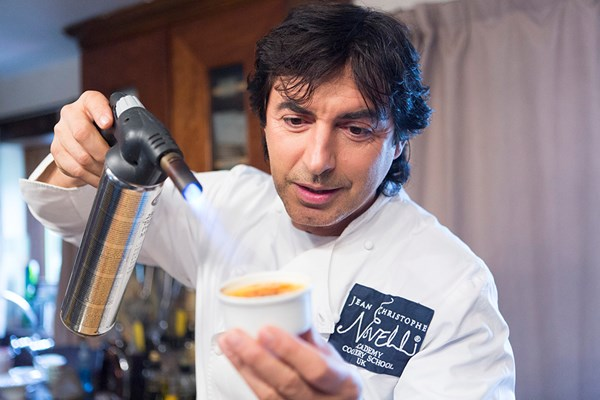 Intensive Cookery Masterclass with Jean-Christophe Novelli and Luxury Hotel Stay