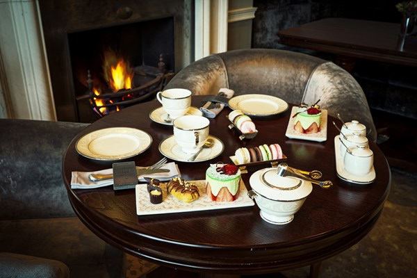 Afternoon Tea for Two at Roseate House Hotel- Special Offer