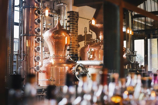 Spirit of Gin Tour and Tasting for Two