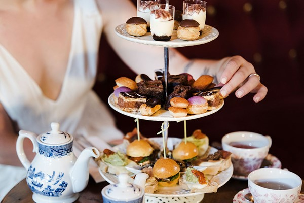 Afternoon Tea with Bottomless Prosecco and Cocktails at MAP Maison