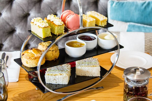 Margate: Afternoon Tea for Two at The Sands Hotel Margate