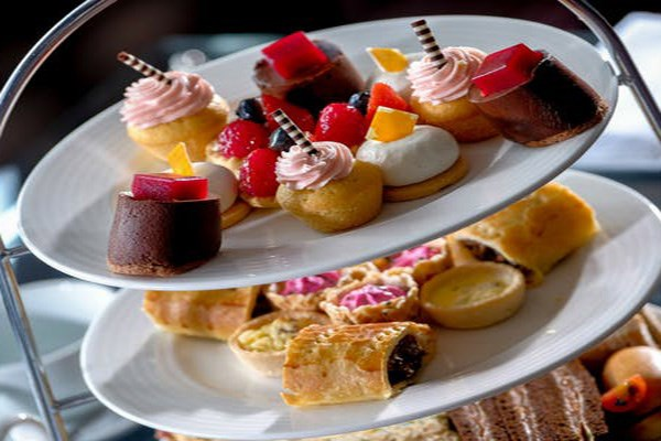 Afternoon Tea for Two at Cameron House Loch Lomond