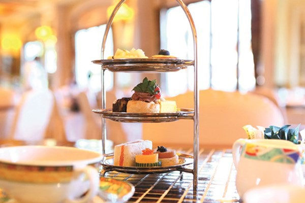 Vineyard Tour and Tasting with Afternoon Tea for Two at Chilford Hall