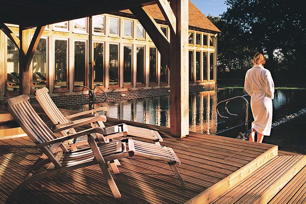 Luxurious Spa Day at Bailiffscourt Hotel and Spa for Two