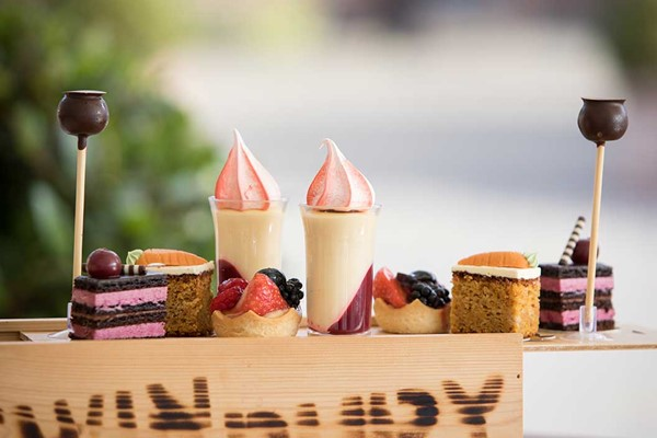 Afternoon Tea for Two at Tewin Bury Farm Hotel