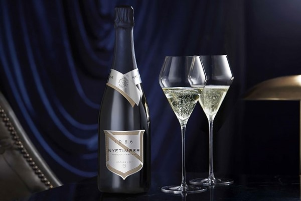 Sparkling Wine Tasting for Two at Searcys at The Gherkin
