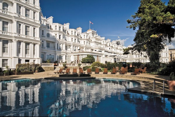 The Food Lover's Choice Experience for Two at The Grand Hotel - Special Offer