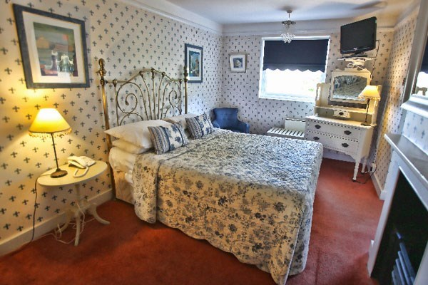 One Night Break for Two at Rowley Manor Country House with Dinner