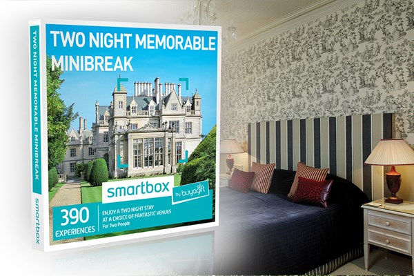 image of Two Night Memorable Minibreak - Smartbox by Buyagift