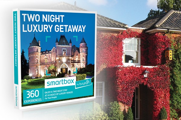 image of Two Night Luxury Getaway - Smartbox by Buyagift