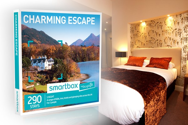 Charming Escape - Smartbox by Buyagift