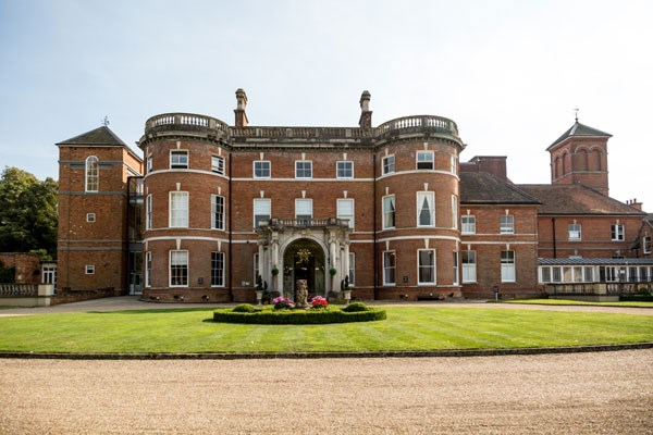Romantic Gourmet Getaway at Oakley Hall Hotel for Two