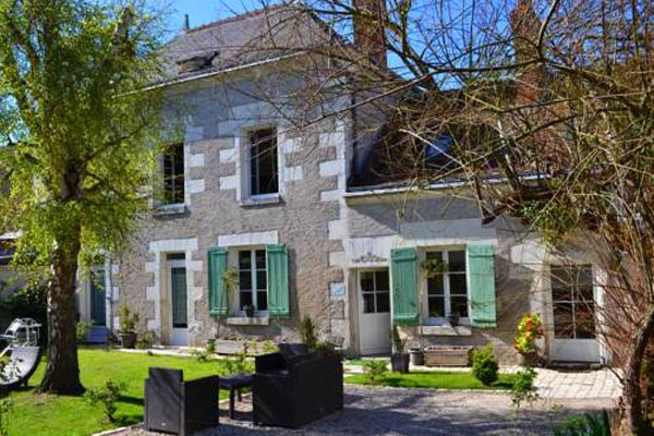 Two Night Escape for Two at the Villa Vino in Indre-et-Loire France