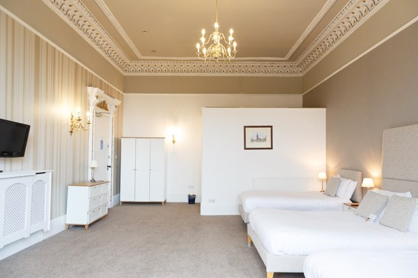 One Night Stay for Two at the Belhaven Hotel, Glasgow