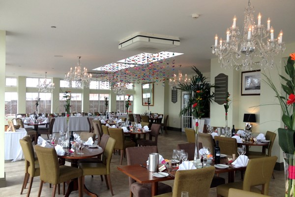 Two Night Escape with Breakfast at The Fairways Hotel for Two